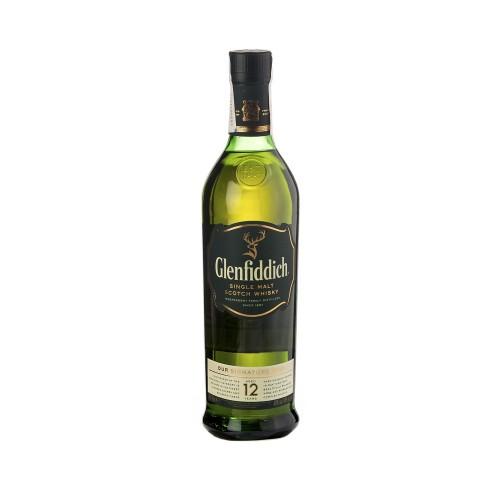 Glenfiddich 12 Anys