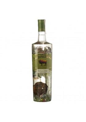 Vodka Zubrowka The Original Especial Edition