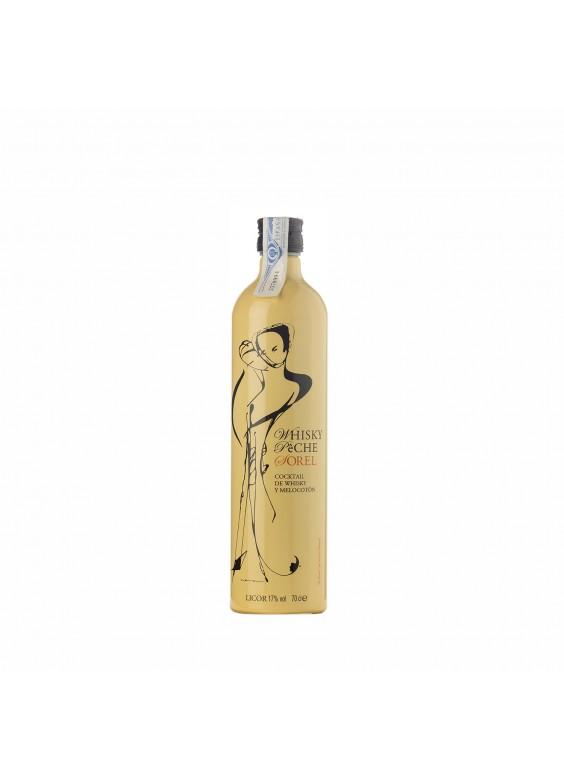 Whisky Peche Sorel (botella Aluminio)