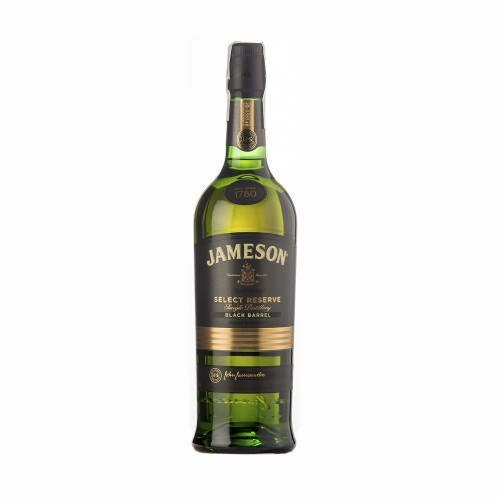 jameson select reserve black barrel monlacata. Black Bedroom Furniture Sets. Home Design Ideas