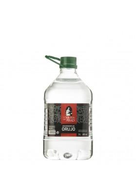 Orujo Solera del Abad blanco garrafa 3 litros