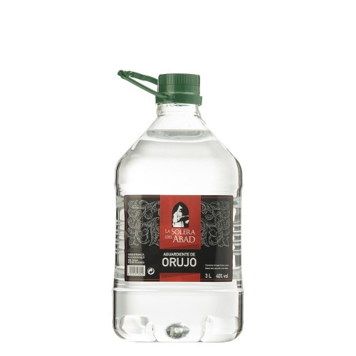 Solera del Abad Orujo Blanco 3L