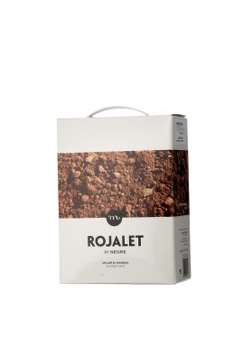 Bag in Box Rojalet Negre Masroig 3Lts