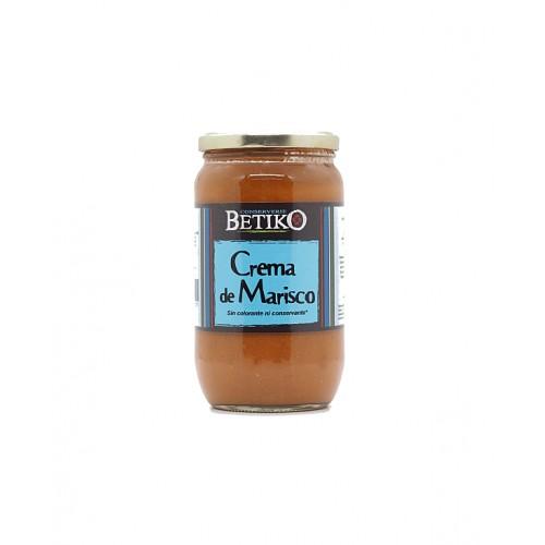 Betiko Crema de Marisco