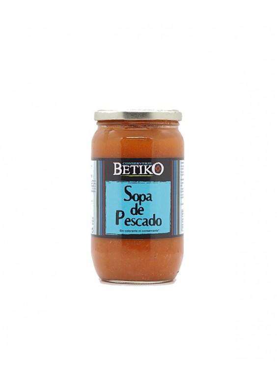 Betiko Sopa de Pescado