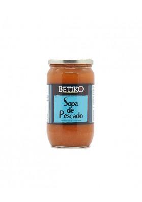 Betiko Sopa de Peix