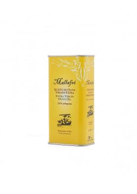 Aceite Mallafré Arbequina lata 50cl