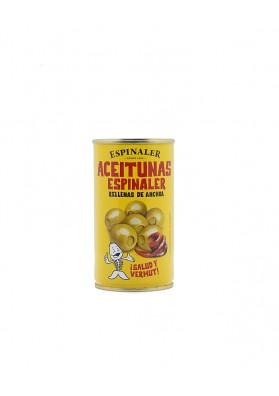 Aceitunas Rellenas Espinaler lata
