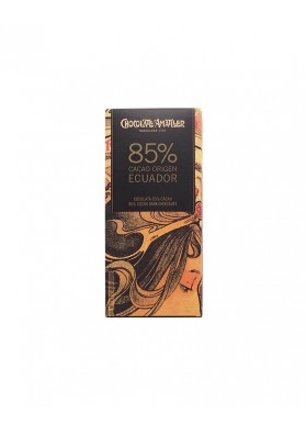 Chocolate Amatller Equador 85% tableta 70grs