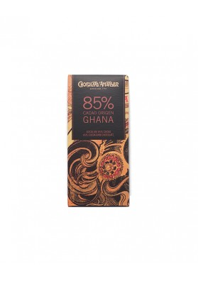 Chocolate Amatller Ghana 85% tableta 70grs