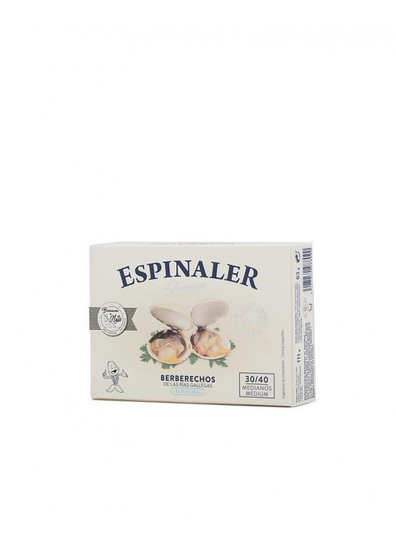 Berberecho Espinaler Premium 30/40
