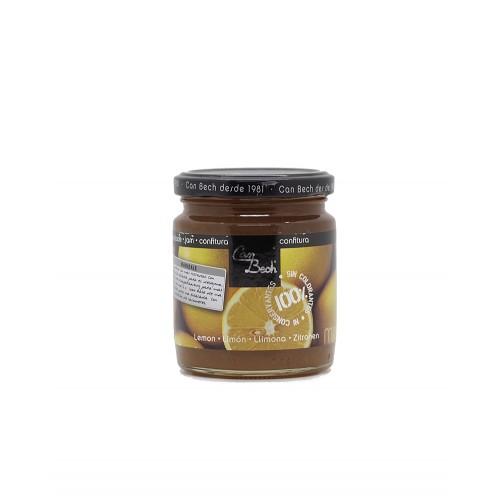 Mermelada Can Bech limón