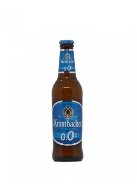 Krombacher sin alcohol alemana 00