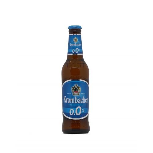 Krombacher sin alcohol alemana 00