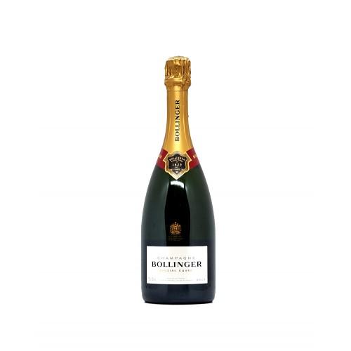 Bollinger Cuvee Brut champagne