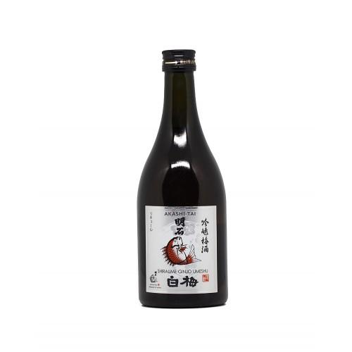 sake Akashi-tai Shiraume Ginjo Umeshu