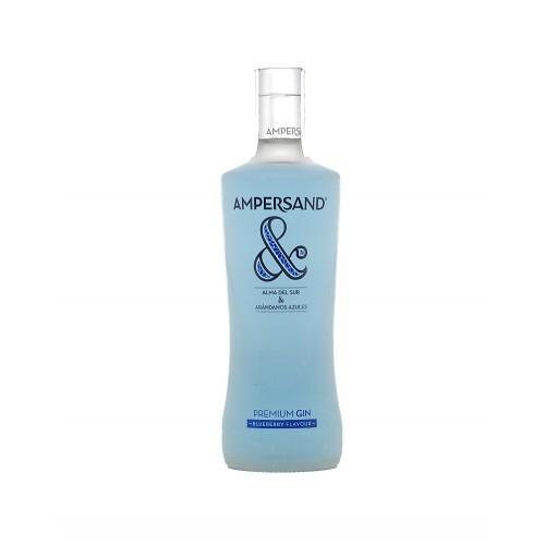 gin Ampersand Arandanos