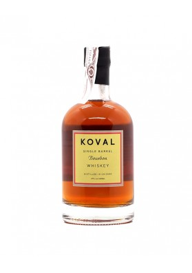 Koval Bourbon Single Barrel 50cl