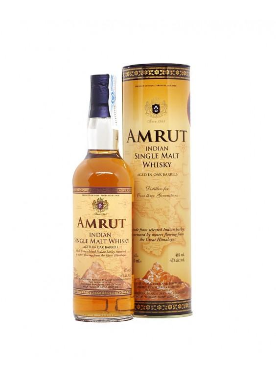whisky Amrut Indian Single Malt