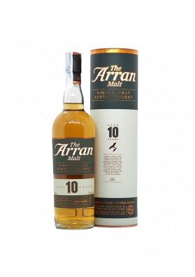 whisky Arran Malt 10 años