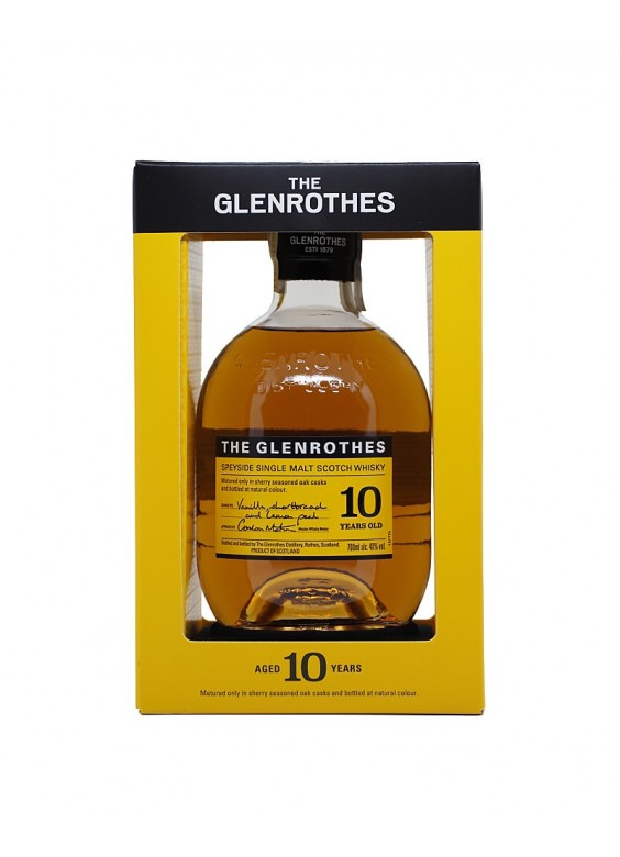 whisky Glenrothes 10 anys