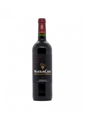 Mouton Cadet Rouge Philippe Rothschild Bordeaux