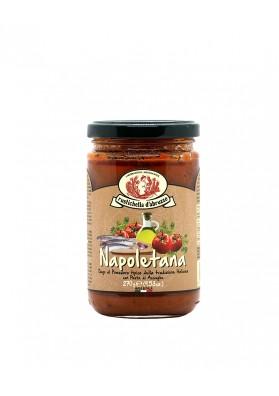 Rustichella d'abruzzo salsa Napoletana