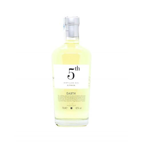 5th Earth Distilled Gin Citrics