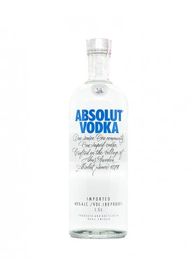 Vodka Absolut 1,5 Litros