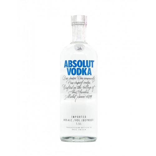 Vodka Absolut 1,5 Litros