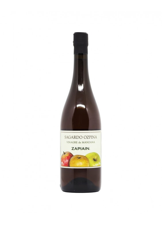 Vinagre Zapiain de Manzana